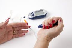 Diabete Immagine Stock