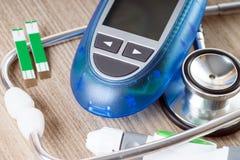 Diabetes Imagenes de archivo