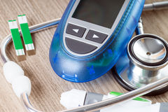Diabetes Imagens de Stock