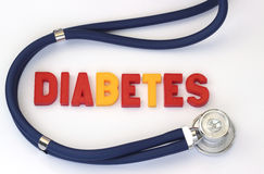 diabetes Foto de archivo libre de regalías