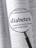 diabetes Foto de Stock Royalty Free