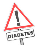 diabetes Stock Foto's