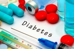 diabetes Fotos de archivo