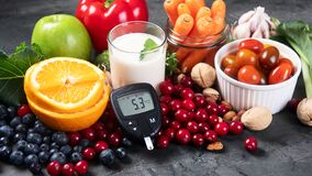 Free Diabetes And Cholesterol Control Diet Stock Image - 187982101