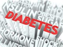 Diabetes Background Conceptual Design. Stock Photo