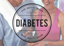 Diabetes Blood Sugar Insulin Medical Disease Concept Royalty Free Stock Image