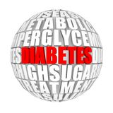 Diabetes. Stock Photography