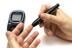 Diabetes Concept Stock Photos