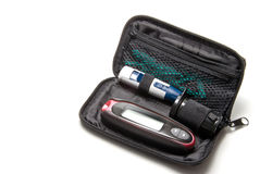 Diabetes Kit Stock Photography