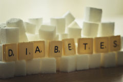 Diabetes Royalty Free Stock Photos