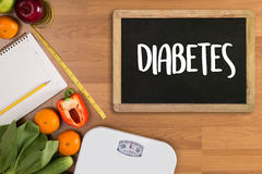 a diabetes test, health Medical Concept , Obesity , blood test royalty free stock photo