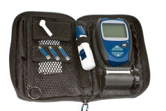 Diabetic items. Stock Photography