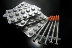 Diabetics Royalty Free Stock Images