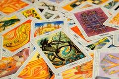 Diable de carte de tarot Photo stock