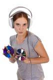 Diable de musique Photo libre de droits