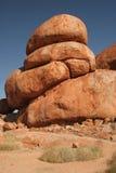 Diable Marbre-Australie Image libre de droits