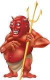 Diablo Imagen de archivo libre de regalías