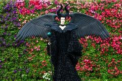 Diablo de la flor Imagen de archivo libre de regalías