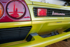 Diablo di Lamborghini royalty-vrije stock fotografie
