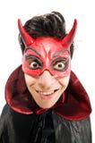 Diablo divertido imagen de archivo libre de regalías