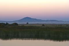 diablo jutrzenkowa góra zdjęcie stock
