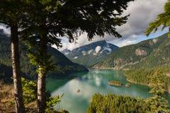 Diablo Lake Stock Images