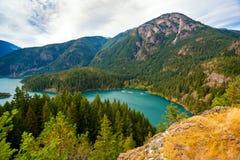 Diablo Lake Royalty Free Stock Image