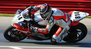 Diablo Racing Royalty Free Stock Photography