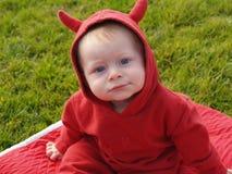 Diabo pequeno Foto de Stock