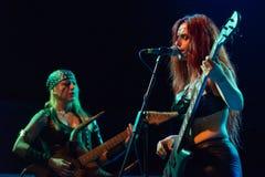 Diabula Rasa at Malpaga Sounds 2017 Royalty Free Stock Photography