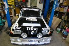 Diac dell'elfo di Renault 5 Fotografia Stock