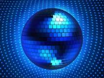 Diaco sphere Royalty Free Stock Image