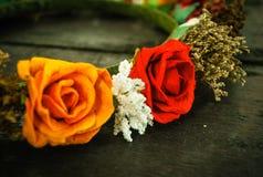 Diademów kwiaty Fotografia Stock