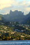 diadem Ταϊτή στοκ εικόνα με δικαίωμα ελεύθερης χρήσης