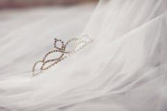 Diadem Imagens de Stock Royalty Free