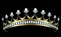 Diadem Royalty Free Stock Photography