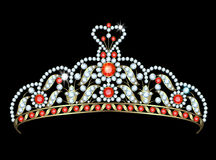 Diadem Royalty Free Stock Photo