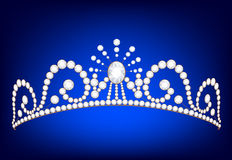 Diadem Royalty Free Stock Photo