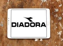 Diadora-Logo Stockfoto