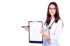 Diagnosis Stock Photography
