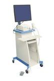 Diagnostic apparatus Stock Images