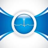Diagnostics button Royalty Free Stock Images