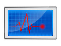 Diagnostics icon Stock Images