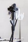 Diagnostyczny wyposażenie dla gastroscopy obrazy stock