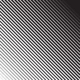 Diagonaal lijnenpatroon Stock Afbeelding
