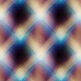 Diagonal abstract plaid. Stock Image