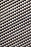 Diagonal blind Stock Photo