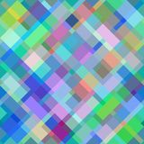 Diagonal block pattern Stock Image