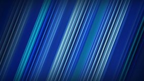 Diagonal blue stripes abstract 3D rendering. Diagonal blue stripes. Abstract 3D rendering royalty free illustration