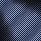 Diagonal blue tube background Royalty Free Stock Photos